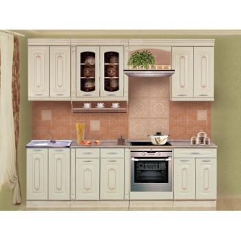Глория_3 Кухонный гарнитур 19 (ширина 260 см)