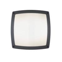 Уличный настенный светильник Ideal Lux Cometa PL3 Antracite