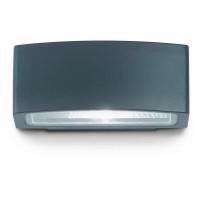 Уличный настенный светильник Ideal Lux Andromeda AP1 Antracite