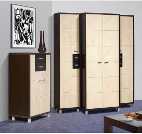 Модульная гостиная Домино (вариант 6)