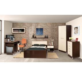 Домино Модульная спальня (вариант 3)