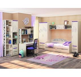 Мегаполис Набор подростковой мебели 1