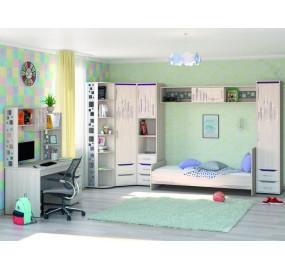 Мегаполис Набор подростковой мебели 2