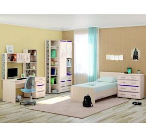 Мегаполис Набор подростковой мебели 3