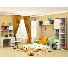 Мегаполис Набор подростковой мебели 4