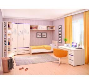 Мегаполис Набор подростковой мебели 5