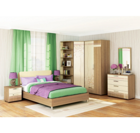 Бриз Композиция №2 спальня