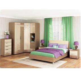 Бриз Композиция №4 спальня