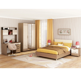 Бриз Композиция №5 спальня