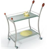 Сервировочный стол Поло (Металлик)