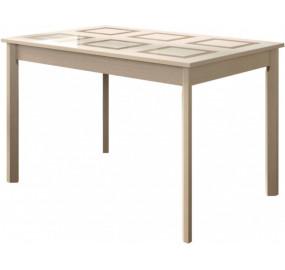 Пуэрто-1 Стол обеденный со стеклом