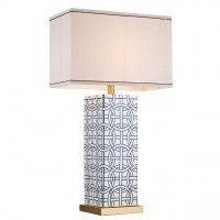Настольная лампа Lucia Tucci Harrods T936.1