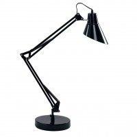 Настольная лампа Ideal Lux Sally TL1 Nero