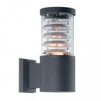 Уличный настенный светильник Ideal Lux Tronco AP1 Antracite