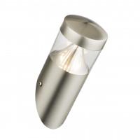 Уличный настенный светодиодный светильник Globo Forca 34206
