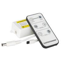 Контроллер для монохромных светодиодных лент с пультом ДУ Elektrostandard LSC 003 12V 4690389084706