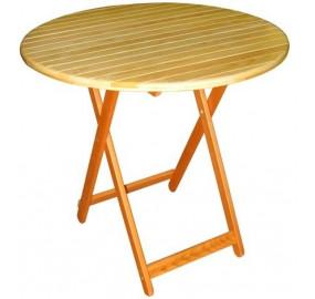 Стол складной деревянный М142.81