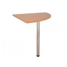 61.13 Альфа 61 Приставка для стола угловая