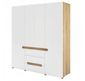 МН-026-09 Леонардо Шкаф для одежды