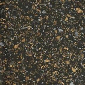 Стеновая панель для кухни КЕДР (3-я категория) - Цвет: Черная бронза ГЛЯНЕЦ 759/1