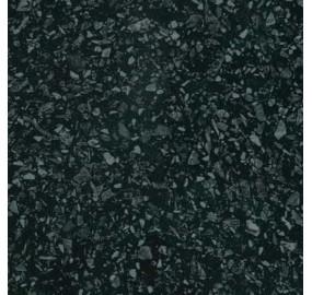 Угловая столешница КЕДР 3-я группа - Цвет: Черное серебро ГЛЯНЕЦ 4060/1