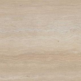 Стеновая панель для кухни КЕДР (4-я категория) - Цвет: Травертин бежевый ГЛЯНЕЦ 8341/1