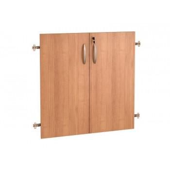 61.59 Альфа 61 Двери на 2 секции (для шкафов 61.41 и 61.40) с замком