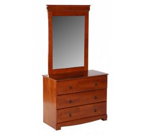 Комод с зеркалом Агата 836 DT