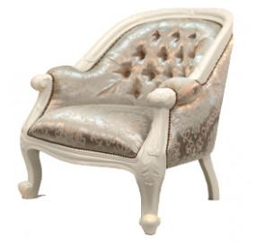 Кресло MK CH01/1ST Слоновая кость