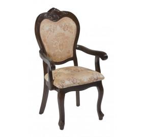 Кресло 2606 A Темный орех