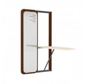 ЛД 645.180 Делия Панель с зеркалом со встроенной гладильной доской