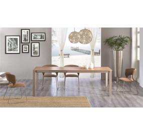 Стол прямоугольный раскладной MK-5905-WD