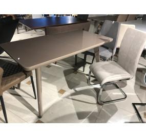 Стол прямоугольный раскладной MK-5906-CP