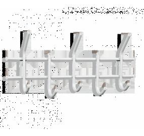 Вешалка Sheffilton Стандарт 2/5 белый