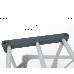 Полка для обуви Sheffilton SHT-SR3-P серый/темно-серый