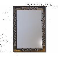 Зеркало Sheffilton Грация 628, черный