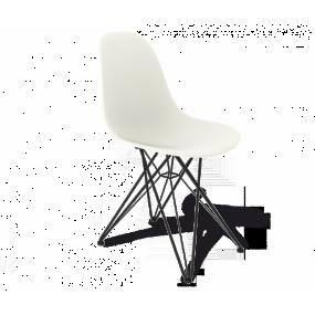 Стул Sheffilton SHT-S50 белый/черный муар