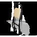 Стул барный складной Sheffilton SHT-S46 беж/черный муар