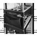 Вешалка Sheffilton SHT-WR11, черный/хром лак/черный
