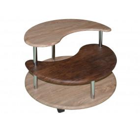 Журнальный стол Инь-Янь-2