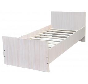 Кровать МХ с ламелями