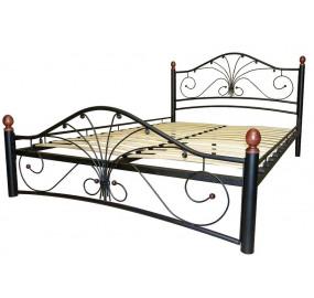 Кровать Фортуна 2 черный