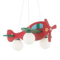 Подвесная люстра Ideal Lux Avion-2 SP3