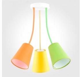 Подвесная люстра TK Lighting 2106 Wire Colour