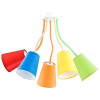Подвесная люстра TK Lighting 2107 Wire Colour