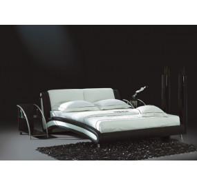 Кожаная кровать Татами 959