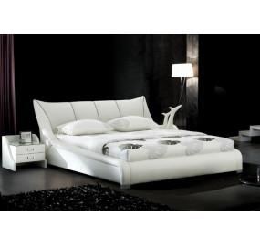 Кожаная кровать Татами 1007