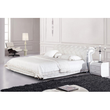Кожаная кровать Татами 1031