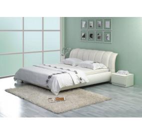 Кожаная кровать Татами 1041