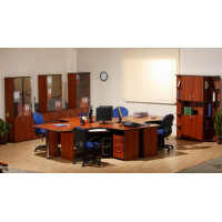 Рубин 41 Мебель для персонала (вариант 3)